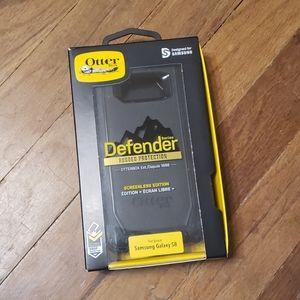 Otterbox Defender Case & Clip ~ Samsung Galaxy S8